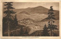 67 -Wangenbourg, Avec Le Scheeberg - France