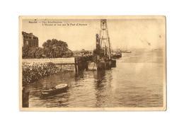 Burcht. - Het Scheldezicht.  L'Escaut Et Vue Sur Le Port D'Anvers. - Zwijndrecht