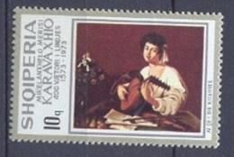 "Michelangelo Merisi Da Caravaggio ""Caravage""  (Tableau) - Albanie - - Albanie"
