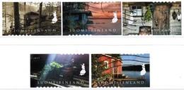 2017 Finland, Sauna Complete Set Used Set. - Finlande