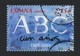 ESPAÑA 2003 DIARIO ABC Nº 3963 - 1931-Today: 2nd Rep - ... Juan Carlos I