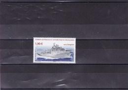 TAAF : Bateau Le Champlain : Y&T :  ** - Terres Australes Et Antarctiques Françaises (TAAF)