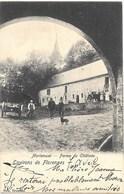 Merlemont NA4: Ferme Du Château 1903 - Philippeville