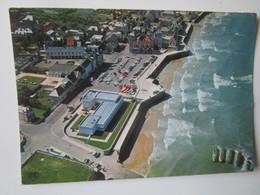 Arromanches. Port Winston. Vue Generale. Artaud 204 Postmarked 1973 - Arromanches