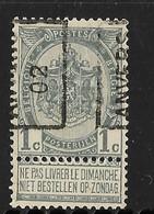 Antwerpen1902  Nr. 406A - Precancels
