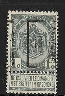 Antwerpen1902  Nr. 406B - Precancels