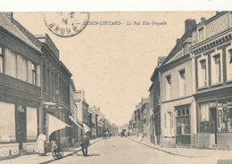 62 // HENIN LIETARD   La Rue Elie Gruyelle - Other Municipalities