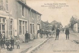 52 // PREZ SOUS LAFAUCHE    Le Bureau De Tabac Et La Route Nationale  ** - Autres Communes