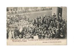 STABROECK. - Plechtig Inwijding Van Het Godshuis Cuypers, Op 28 Juni 1908. De Uitvoering Der Cantate. - Stabroek