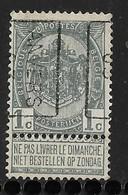 Antwerpen1903  Nr. 481B - Precancels