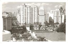 POSTAL    SAO PAULO  - BRASIL  - PANORAMA - São Paulo