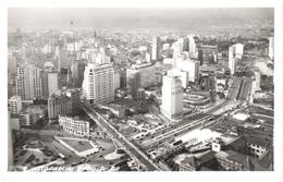 POSTAL    SAO PAULO  - BRASIL  - VISTA PARCIAL - São Paulo