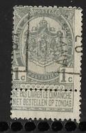 Antwerpen1907  Nr. 850A - Precancels