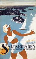 @@@ MAGNET - Saltsjöbaden Stockholm - Publicitaires