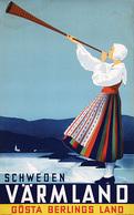 @@@ MAGNET - Schweden Värmland - Publicitaires