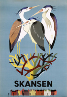 @@@ MAGNET - Skansen (Herons) - Publicitaires