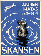 @@@ MAGNET - Skansen (Seal) - Publicitaires