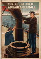 @@@ MAGNET - Soviet Oil Production In The Caspian Region - Publicitaires