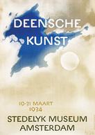 @@@ MAGNET - Stedelijk Museum Amsterdam Deensche Kunst - Publicitaires