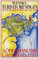 @@@ MAGNET - Svenska Turistföreningen Södermanland - Publicitaires