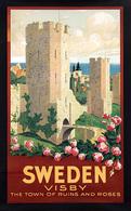 @@@ MAGNET - Sweden Visby - Publicitaires