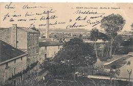 Cpa 79  Niort Moulin De Comporté - Niort