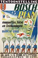 @@@ MAGNET - Tentoonstelling Bosch-Plan - Publicitaires