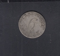 Sachsen Meiningen 6 Kreuzer - [ 1] …-1871: Altdeutschland
