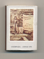 I OLIMPIADA ATENAS - Boites D'allumettes