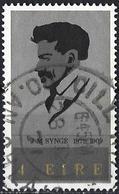 Ireland 1971 - The Poet John Millington Synge ( Mi 267 - YT 269 ) - 1949-... République D'Irlande