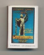 X OLIMPIADA LOS ANGELES - Boites D'allumettes