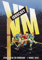 @@@ MAGNET - VM Ishockey Stockholm - Publicitaires