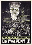 @@@ MAGNET - Volk Van Nederland Ontwapent U! - Publicitaires