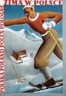 @@@ MAGNET - Zima W Polsce (Winter In Poland) - Publicitaires