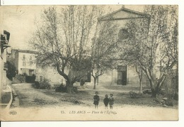 83 - LES ARCS / PLACE DE L'EGLISE - Les Arcs