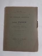 Un Comique Amiénois ,Léon FUSIER  1851- 1901 Avec 27 Gravures Dans Le Texte Par Henri CHENU - Picardie - Nord-Pas-de-Calais