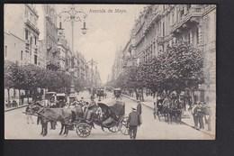 B29 /  Buenos Aires 1912 Avenida De Mayo - Osnabrück - Brasilia