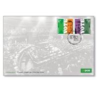 Ierland / Ireland - Postfris/MNH - FDC Democratie 2018 - 1949-... Republiek Ierland