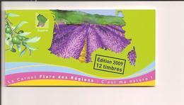 Carnet France   BC303 **Flore De Nos Régions N°2 - Booklets