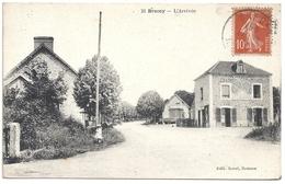 50 Brecey L'arrivée - France