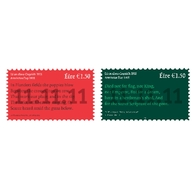 Ierland / Ireland - Postfris/MNH - Complete Set Armistice Day 2018 - 1949-... Republiek Ierland