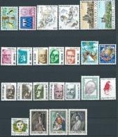 SAN MARINO - 1982 - Annata Completa - 24 Valori - Year Complete ** MNH/VF - Annate Complete