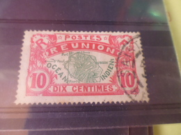 REUNION YVERT N°60 - Used Stamps