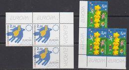 Europa Cept 2000 Croatia 2v (3x) ** Mnh (41672) - Europa-CEPT