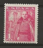 R03.G14/ EDIFIL 1032A, MNH**, , GENERAL FRANCO (ESPAÑA) - 1931-50 Nuevos & Fijasellos