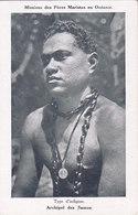 Archipel Des Samoa Missions Des Pères Maristes En Océanie Type D Indigène - Samoa