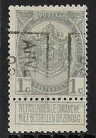 Antwerpen 1908 Nr. 1166B - Precancels