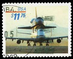 VEREINIGTE STAATEN ESTATS UNIS USA 1998 AIR PIGGYBACK SPACE SHUTTLE $11.75  SC 3262 YV 2832 MI 3066 SG 3539 - Ersttagsbelege (FDC)