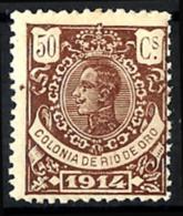 Río De Oro Nº 87 En Nuevo - Rio De Oro