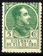 Río De Oro Nº 106 En Nuevo - Rio De Oro